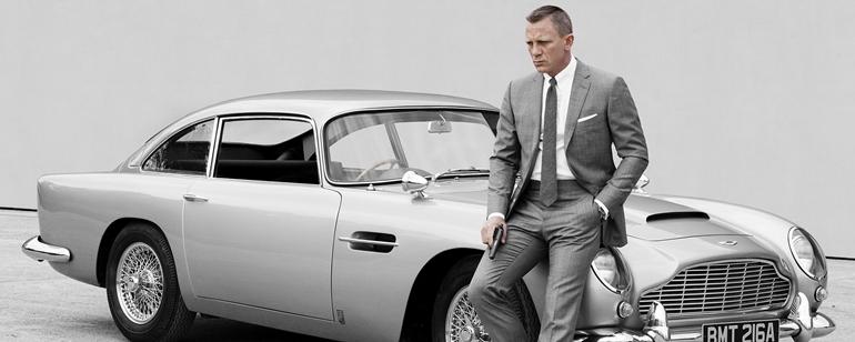Daniel Craig como 007
