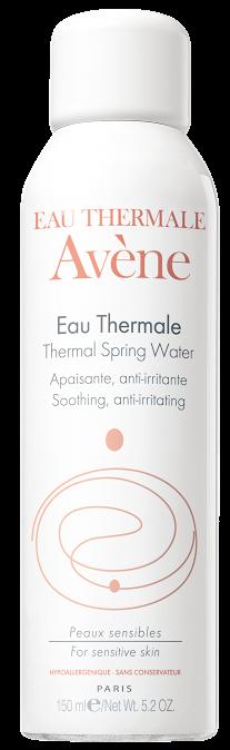 água termanl Avene
